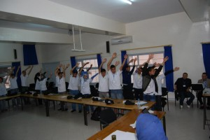 AMA seeks to build communication skills, leadership skills, conflict resolution for Moroccan Youth