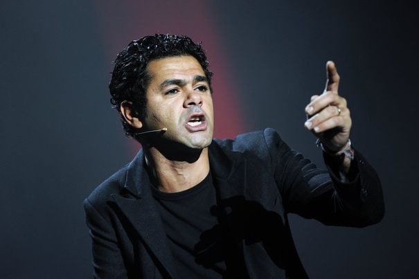 Comedian Jamel Debbouze