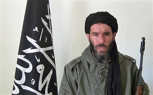 Jihadist leader Mokhtar Belmokhtar