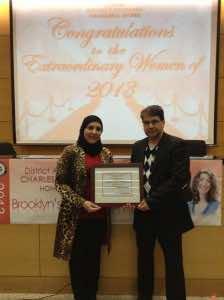 Moroccan Hafida Torres Balalioui among the 2013 'Extraordinary Women'