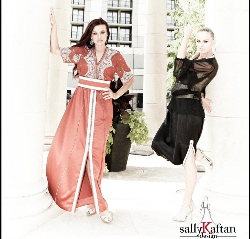 Sally Kaftan Designs by Salima Erref
