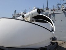U.S. Navy to deploy laser weapons in 2014
