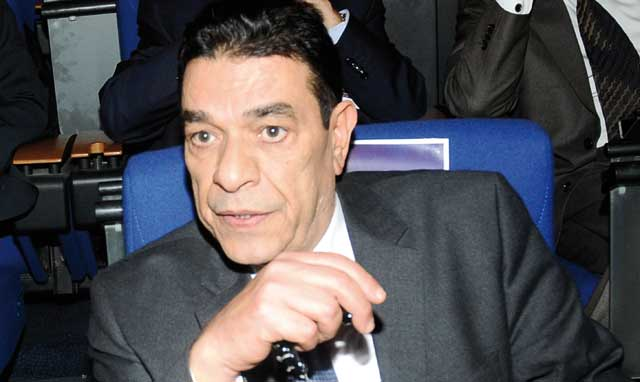 the Minister of Education, Mohamed El Ouafa