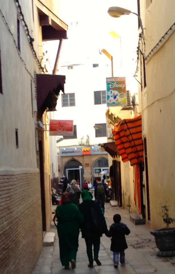 The Old Medina of Fez. Photo by Paulina Velasco for Morocco World News