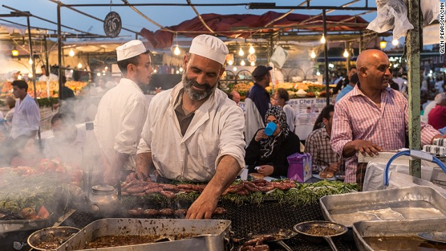 10 street food to try in Morocco
