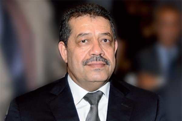 Hamid Chabat,Secretary General of Istiklal Part