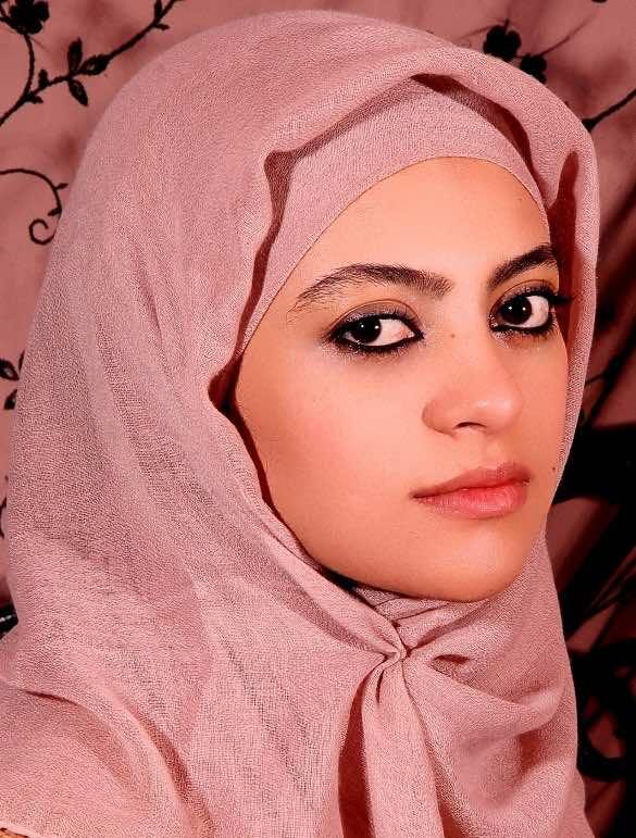 Mayssa Salama Ennaji, a Moroccan columnist