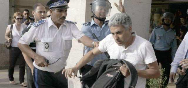 Moroccan Journalist