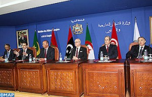 UMA Foreign ministers agree to draft common vision for dialogue with EU