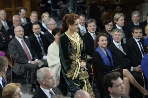 Princess Lalla Salma takes part in coronation ceremony of Dutch King Willem-Alexander