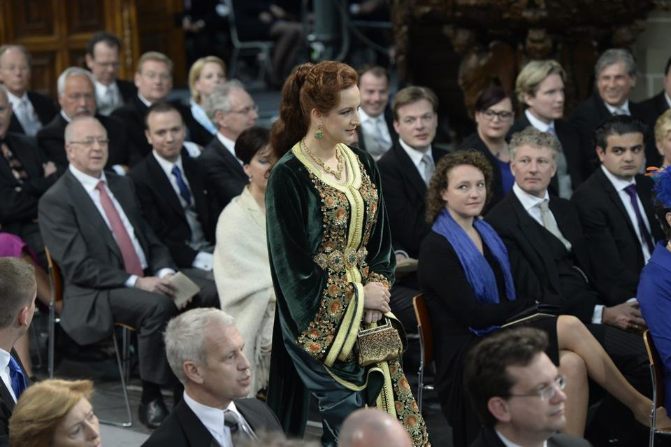 For second time Princess Lalla Salma elected most elegant woman