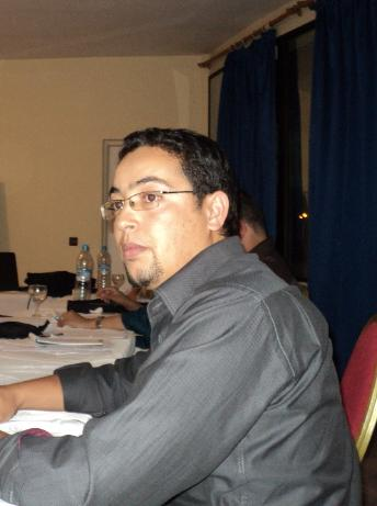 Hafid Rguibi is a member of the Moroccan Center for Research in Human Rights and Media Studies
