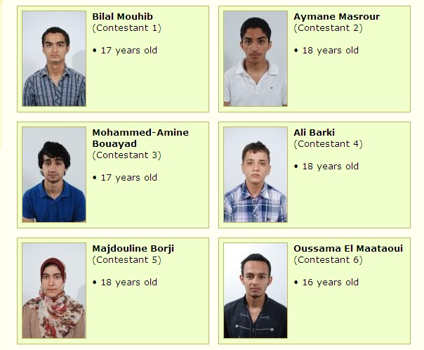 participate in the 54th International Mathematics Olympiad (IMO 2013