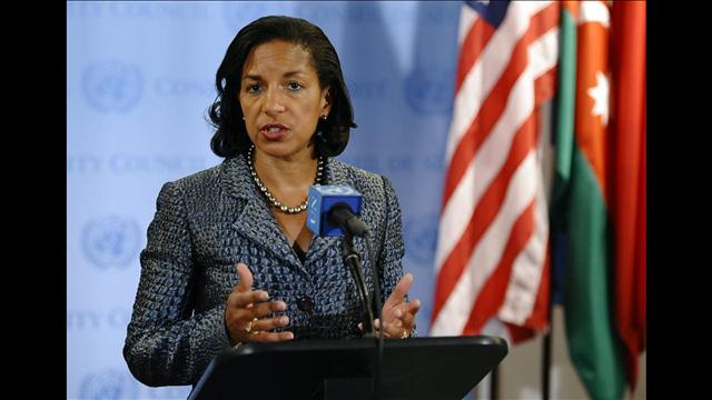 Susan Rice takes over as national security adviser