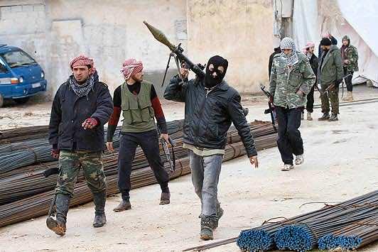 syria rebells