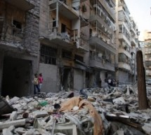 People of Aleppo Under The Rebel Siege
