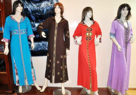 The Djellaba: Moroccan women's favorite beautiful garment