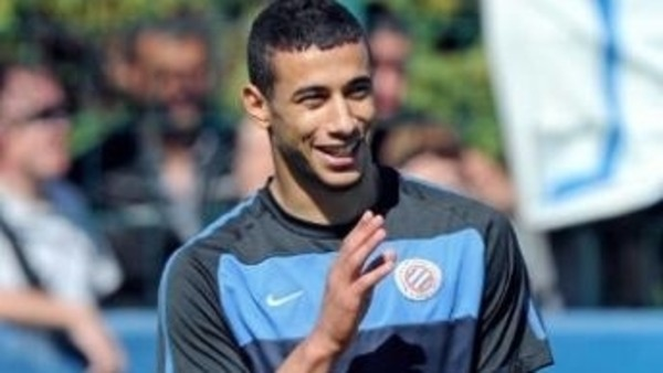 The Ukrainian club Dynamo Kiev signed Morocco midfielder Younes Belhanda from French side Montpellier for an undisclosed fee. ( AFP)
