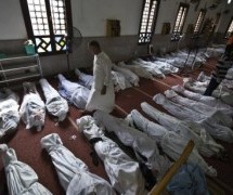Egypt police takes over mosque with protester bodies: Islamists