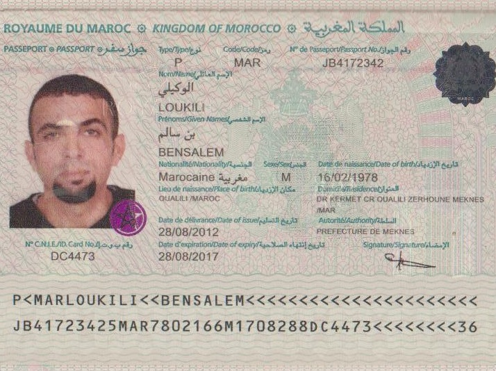 A Moroccan asks the government to drop his citizenship