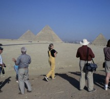 Britons urged to stay in hotels in Egyptian resort