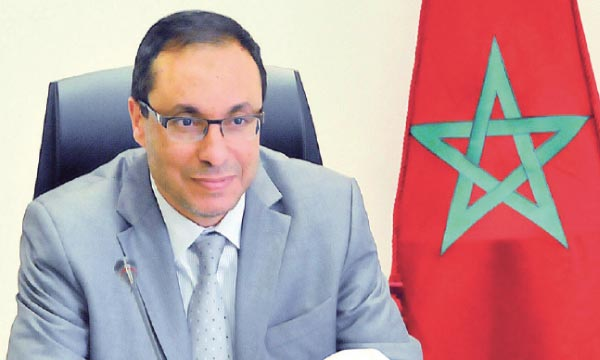 Abdelkader Amara, Minister of Energy, Mines, Water and Environment