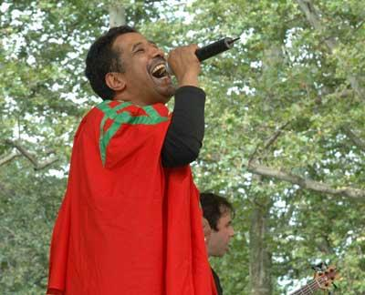 Algerian Singer Cheb Khaled obtains Moroccan citizenship