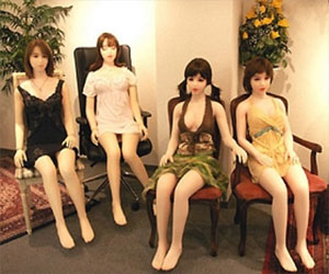 Chinese sex dolls