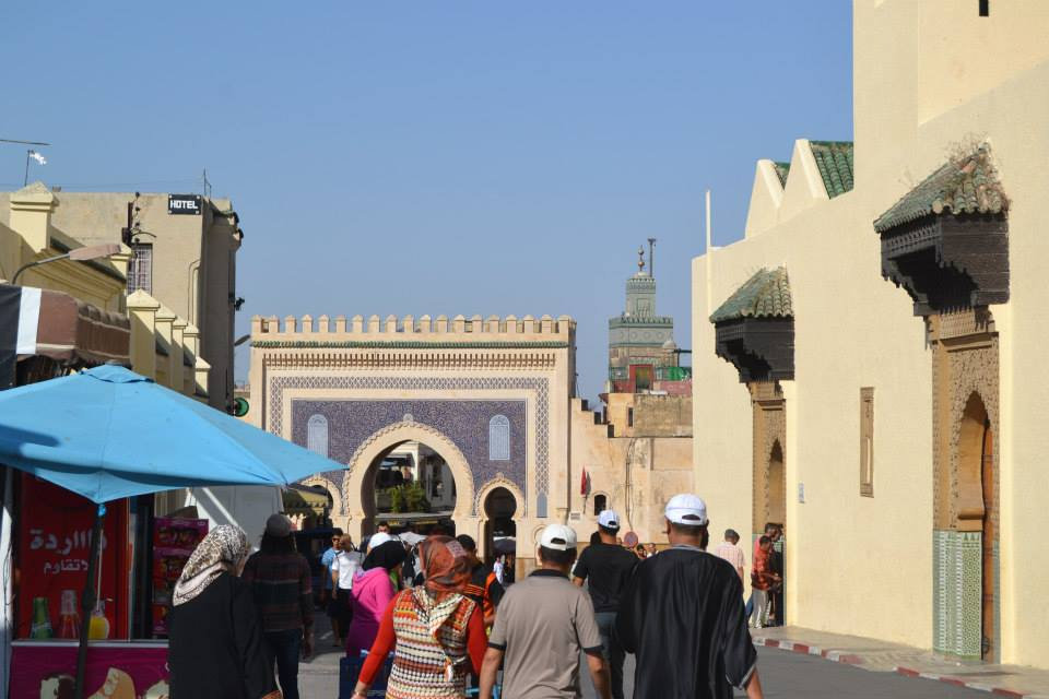 Fez City. The Spiritual city of Morocco