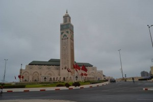 Hassan II Mosque. Photo by Morocco World News