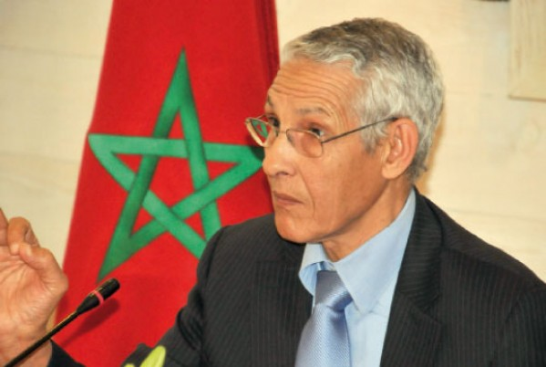 Moroccan Minister of Higher education, Lahcen Daoudi