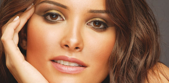 Moroccan Sofia El Marikh,Named One of Most Beautiful Women in World