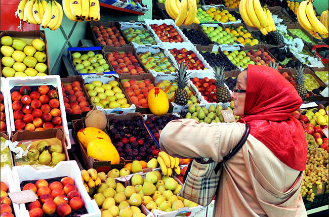 Moroccan Consumer Prices Increased by 0.7% in 2017