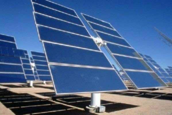 Ouarzazat solar energy