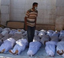 Assad attacks kill 54 people in Syria
