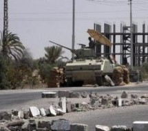 win bomb attack against army in Egypt's Sinai: security