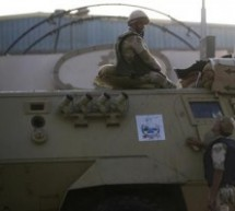 Egypt army storms Islamist-held town: security