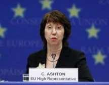 EU's Ashton meets Egypt FM