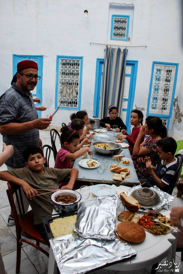 Eid Al Adha- Time for Sharing with family