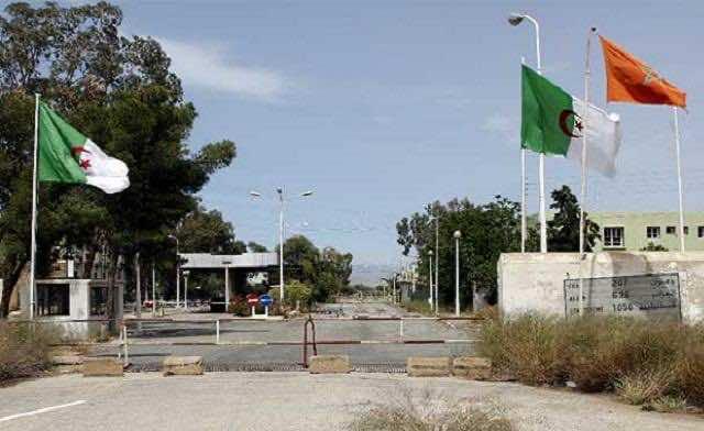 Moroccan-Algerian border