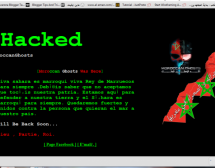 Moroccan Ghosts launch a cyber-attack on key Algerian institutions