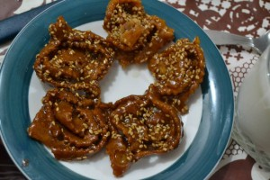 Moroccan Halwa (sweet pastry). Photo By Morocco World News