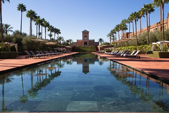 Selman Marrakech Hotel awarded best hotel in Africa in 2013