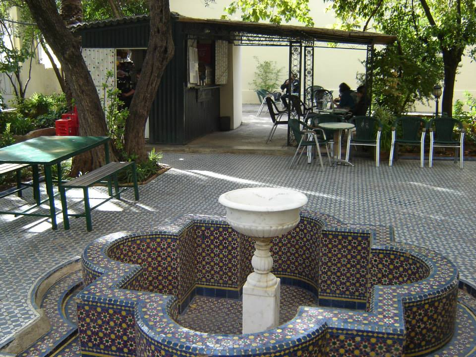 The American Language Center in Fez. Photo by Yahya Bouhafa for Morocco World News