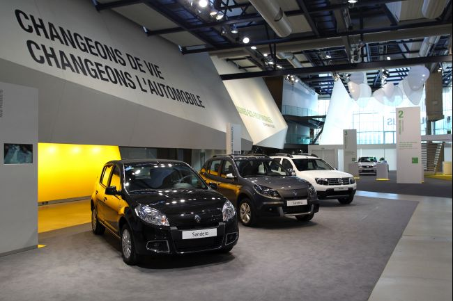 Morocco Renault factory
