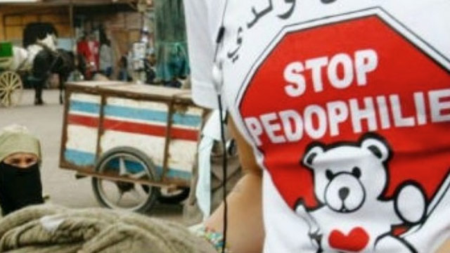 stop pedophile