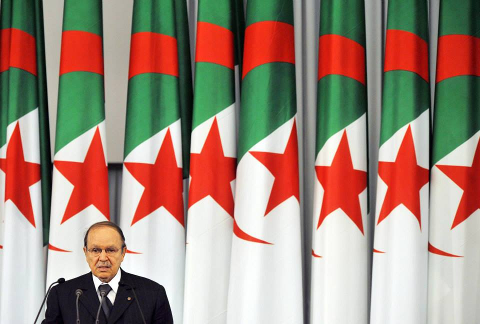 Abdelaziz Boutaflika, Algerian President