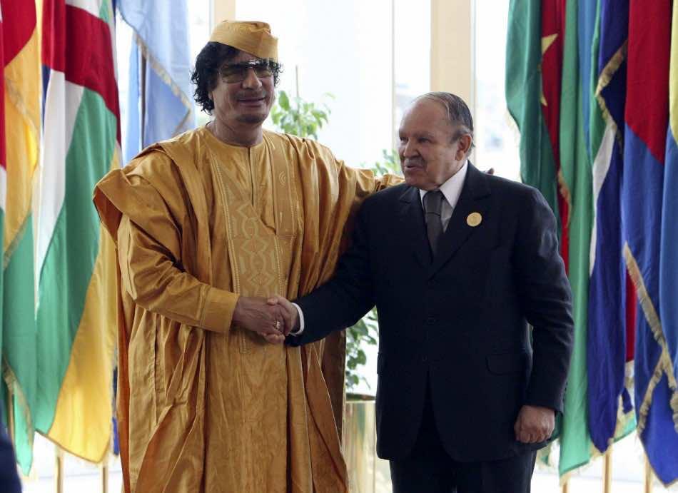 Many see rule crumbling if Gaddafi were killed
