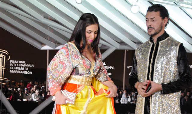 Festival international du film de Marrakech 2013 - Amine Ennaji