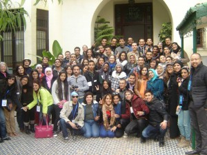 Fez' American Language Center organizes first annual conference on volunteering